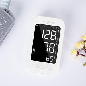 Image 2 - Youpin Andon Smart Blutdruck Monitor Arm Herzschlag Rate Pulse Meter Tonometer Blutdruckmessgeräte Pulsometer Für Hause