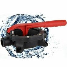 720GPH سهلة التركيب دائم الذاتي فتيلة الحجاب الحاجز صيانة البلاستيك مركبة بحرية بيلج نقل المياه مضخة يدوية أدوات يدوية