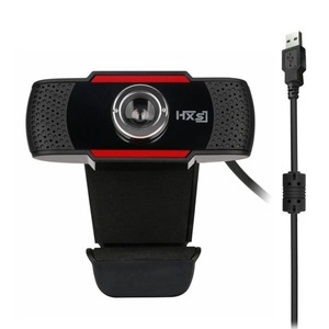 USB HD Web Camera Rotatable Ma