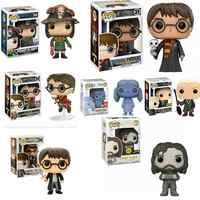 Funko POP NEUE Draco Malfoy Harri Potter Moaning Myrte Limited Edition Vinyl Puppen Abbildung Modell Spielzeug Für Kinder Weihnachten Geschenk