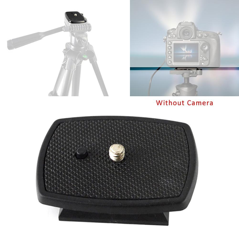 New Tripod Quick Release Plate Screw Adapter Mount Head For DSLR SLR Camera Articulating Arm + Clamp Articulating Arm