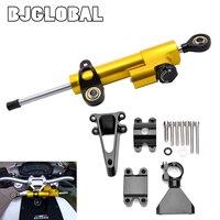 Moto Accessories Steering Damper Stabilizer Mount Bracket For HONDA CBR600 CBR 600 F4i 1999 2000 2001 2002 2003 2004 CBR600F4i