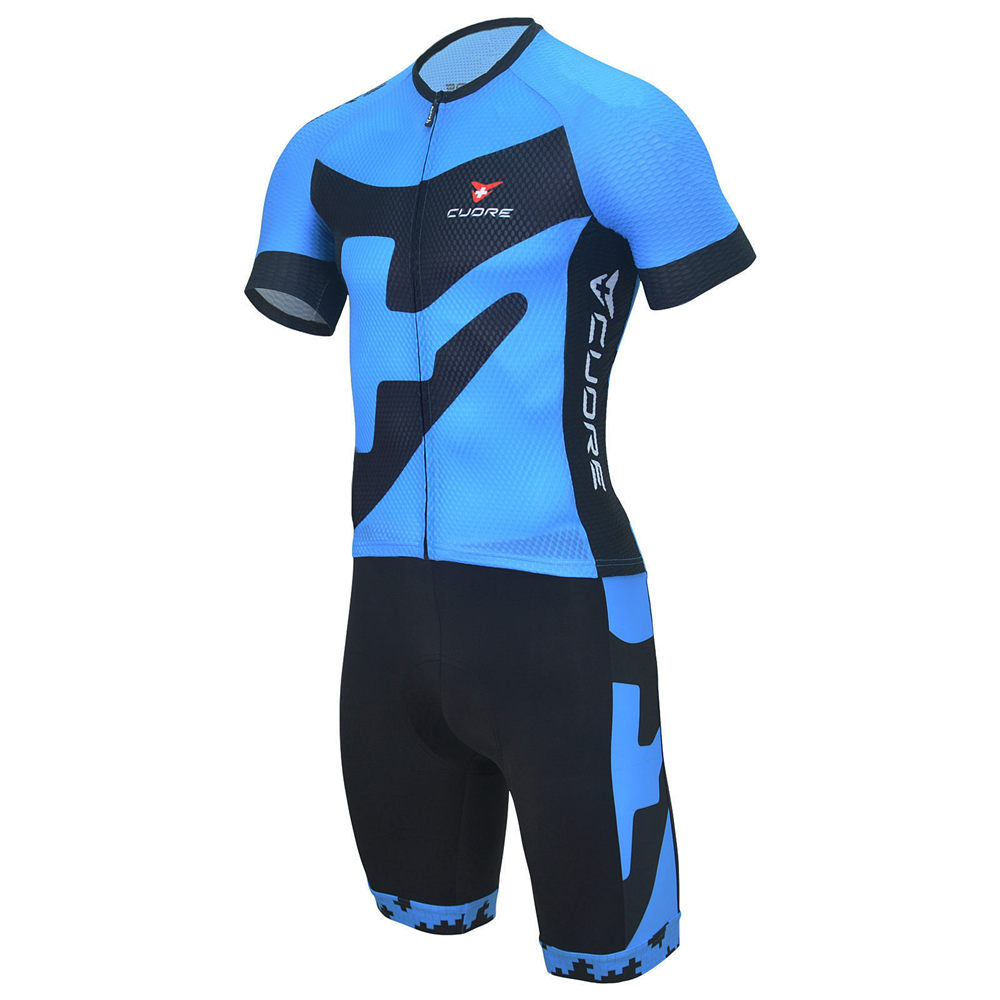 New 2019 Pro Men's Triathlon Clothing Road Mtb Bike Race Fit Cycling Skinsuit Outdoor Cycling Clothing Sets Ropa De Ciclismo