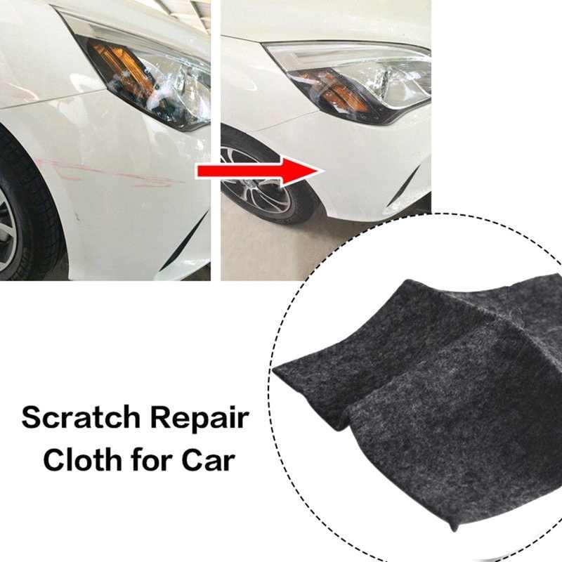 תיקון סריטות רכב כלי בד משטח סמרטוטים עבור רכב גוף פנס שריטות צבע ברור מסיר Scuffs אוטומטי שעוות ליטוש T