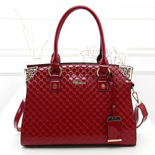 Женская винтажная сумка повседневная тоут модные женские сумки