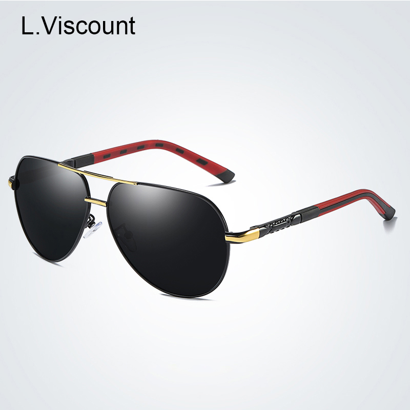 2020 Cool Fashion Aviation Sunglasses Men Brand Designer American Army Military Optical UV400 Sun Glasses For Male image