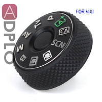 ADPLO SLR digital camera repair replacement parts top cover mode dial For Canon EOS 6D Mark II 6D2 6DII
