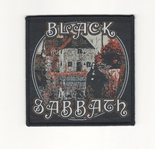 Woven label patch Embroidered patch patch Personalized customization service Products :black