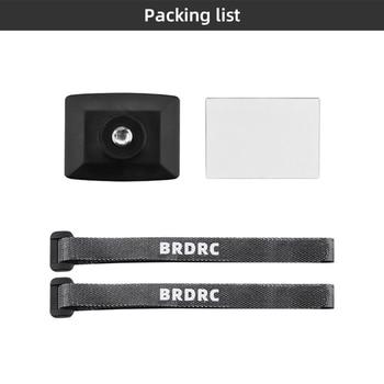 1 Set Top Extension Camera Fill Light Bracket Mount Holder for DJI Mavic Air 2 Mini FIMI X8 SE Mini 2 Air 2s Drones Accessories 7