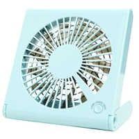 Portátil ventilador Usb de carga plegable Mini portátil pequeño ventilador estudiante Escritorio de pie Mini ventilador batería Usb recargable