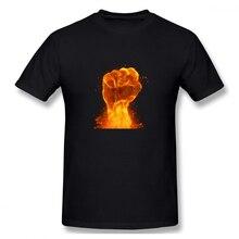 2019 Mens Basic Short Sleeve T-Shirt 3D Print t shirt Fire Flame Cotton Funny T-shirt homme Top Tees