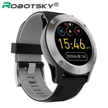 R911 Smart Watch Waterproof Fitness Tracker Heart Rate Monitor Smartwatch Sports Compass Altitude Air Pressure Men Women Band