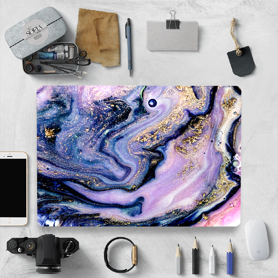 Galaxy Hard Case for MacBook 9