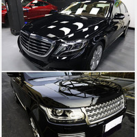 """Hot New Car protector invisible Film Clear Paint Protection Film 50cmx200cm (19.7""""x78.7"""") Auto Anti Scratches Protection Film