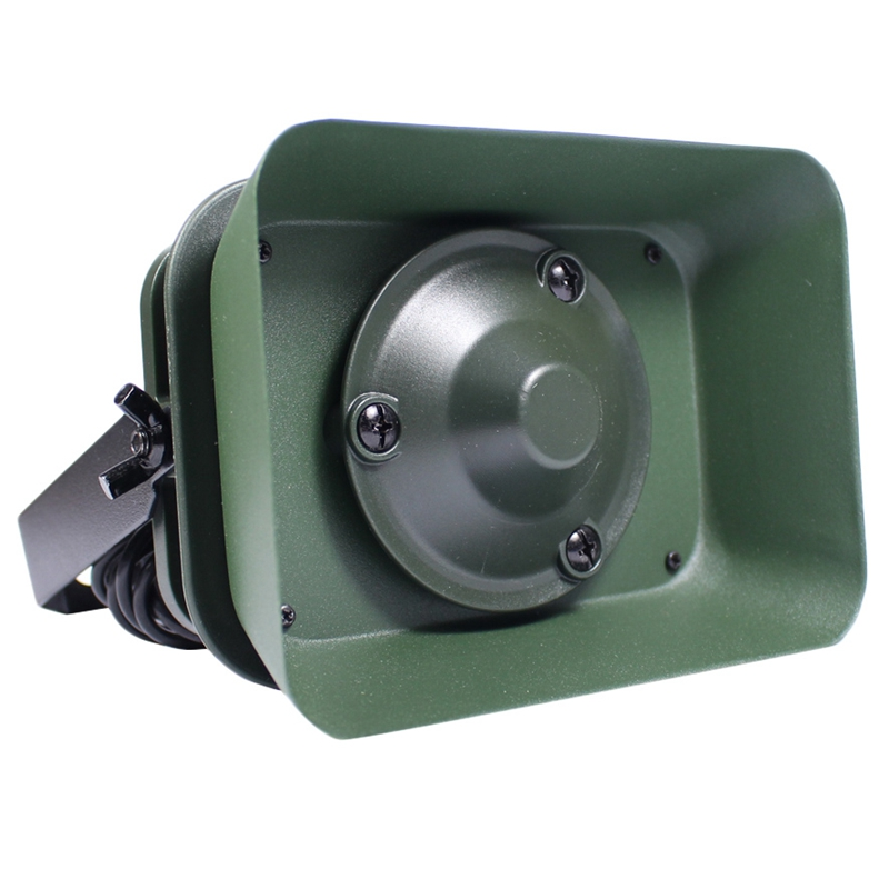 60W 160Db Bird Caller Decoy Loud Speaker Birds Mp3