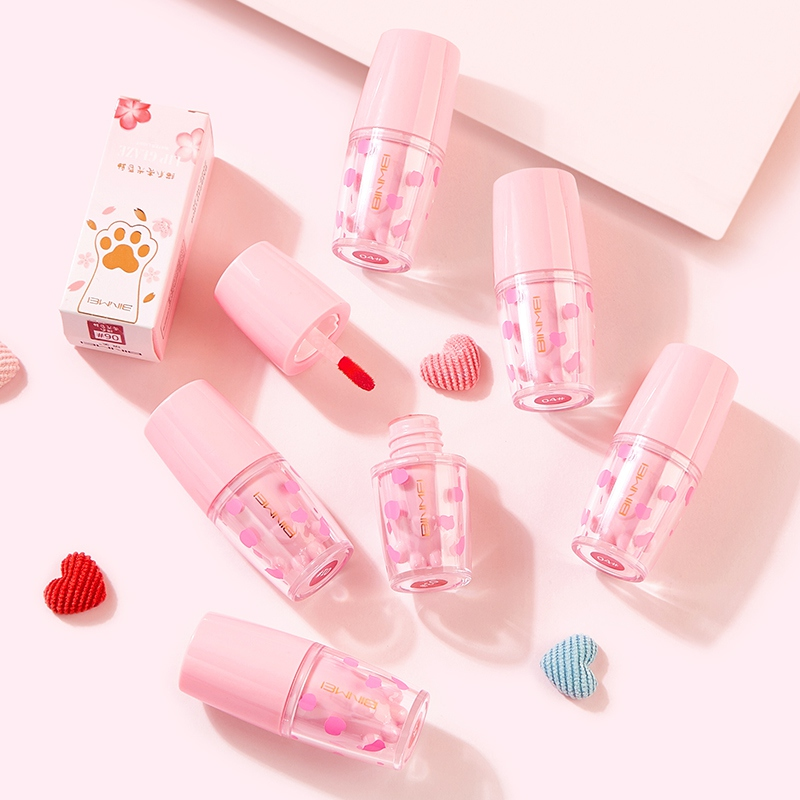 New Women Lip Makeup Mirror Gloss Lip Glaze Retro Style Sexy Long-lasting Waterproof Moisturizing Lip Gloss