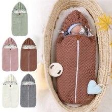Footmuff Newborn Swaddle Envelopes Wrap Sleepsack Stroller Baby Winter Warm for Autumn