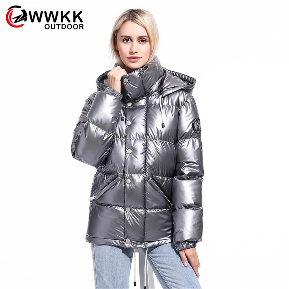 WWKK Winter New Men's Warm Hiking Jackets Men Outdoor Sports Clothes Waterproof Coats Hooded Camping Trekking Skiing Male Jacket