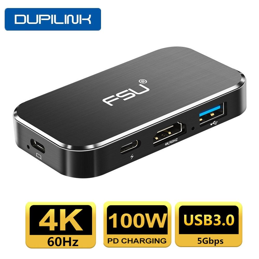 Тип C к HDMI 4K/60Hz USB c-кабель для док-станция USB 3,0 HDMI адаптер док-станция для MacBook Pro Samsung Dex S20 аксессуары USB-C Тип C 3,1 сплиттер