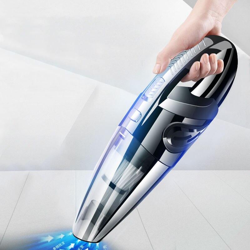 Ручной беспроводной автомобильный пылесос Беспроводной Мощный ful Autobiotic портативный пылесос для дома большой мощности