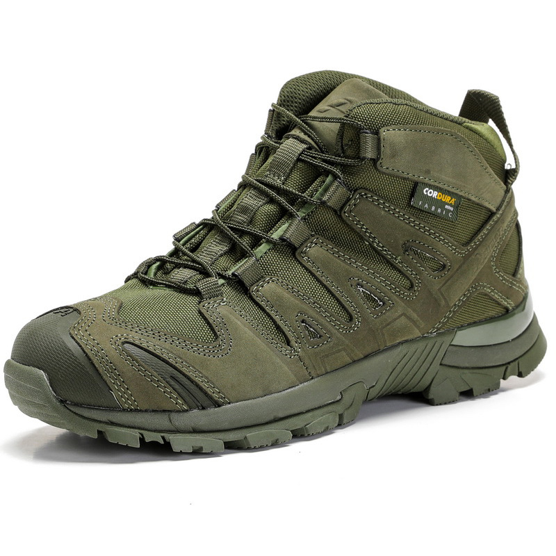 Spring Men Winter Top Quality Hiking Boots Outdoor Camping Hiking Trekking Training Sport Travel Mountain Man Athletic Shoes