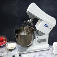 Chef machine milk machine commercial 7 liter bakery tabletop eggbeater cream mixer speed machine