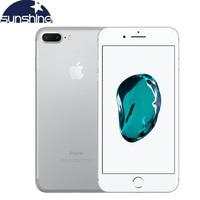 Unlocked Original Apple iPhone 7 Plus / iPhone 7 4G Fingerprint phone Quad-core Mobile phone 12.0MP camera 32G/128G/256G Rom IOS 1