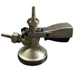 G Type Homebrew Beer Tap Keg Coupler Handle Draft Beer Dispenser for Home Wine Brew Beer Faucet System Tool