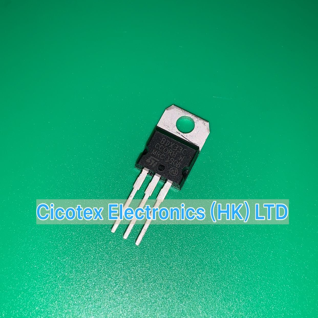 10pcs/lot BDX33C TO-220 BDX-33C TRANS NPN DARL 100V 10A 70W TO220AB BDX33CTU BDX33CG BDX33C-S