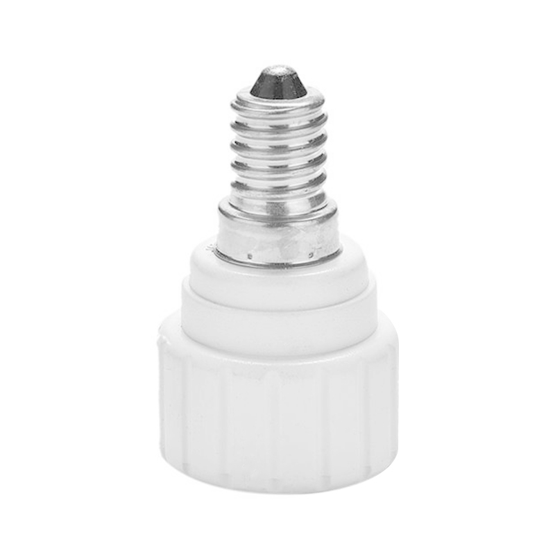 E14 To GU10 Lamp Holder Base Socket Adapter Converter Holder For LED Light Bulb Adapter Converter Holder