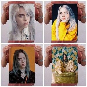 Billie Eilish Poster Hd Printe