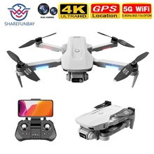 2020 new type F8 drone 4K 5g HD camera 2-axis PTZ GPS supports TF Card drone stabilizer, flight distance 2km, 25min vs sg906 Pro