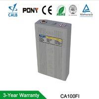 8pcs 3.2V 100AH Lifepo4 battery CALBCA100FI LiFePO4 Batteries power supply EV motorcycle RV EV battery