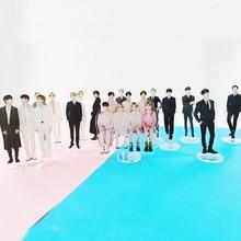 Figure-Model FESTA Collection Acrylic-Stand Home-Desk-Decoration Standees Boys Kpop Bangtan
