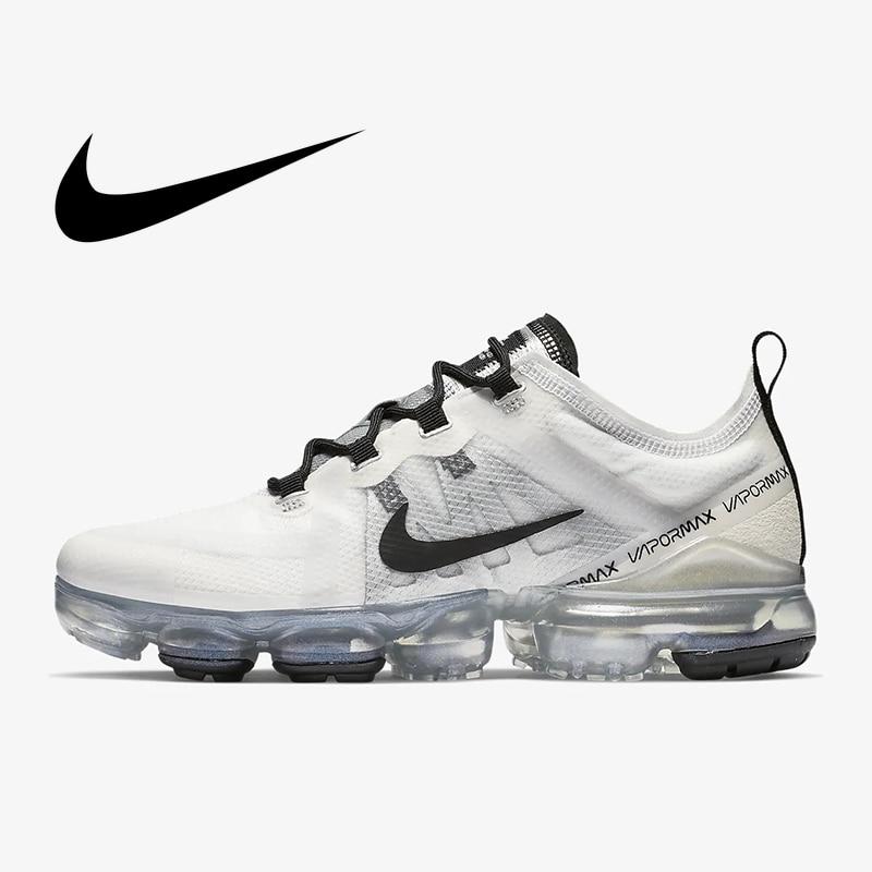 best sneakers da238 8cbb2 US $65.0 35% OFF|Original Nike Air VaporMax 2019 Women's Running Shoes  Comfortable Outdoor Sneakers Jogging Athletic Designer Footwear AR6632  100-in ...
