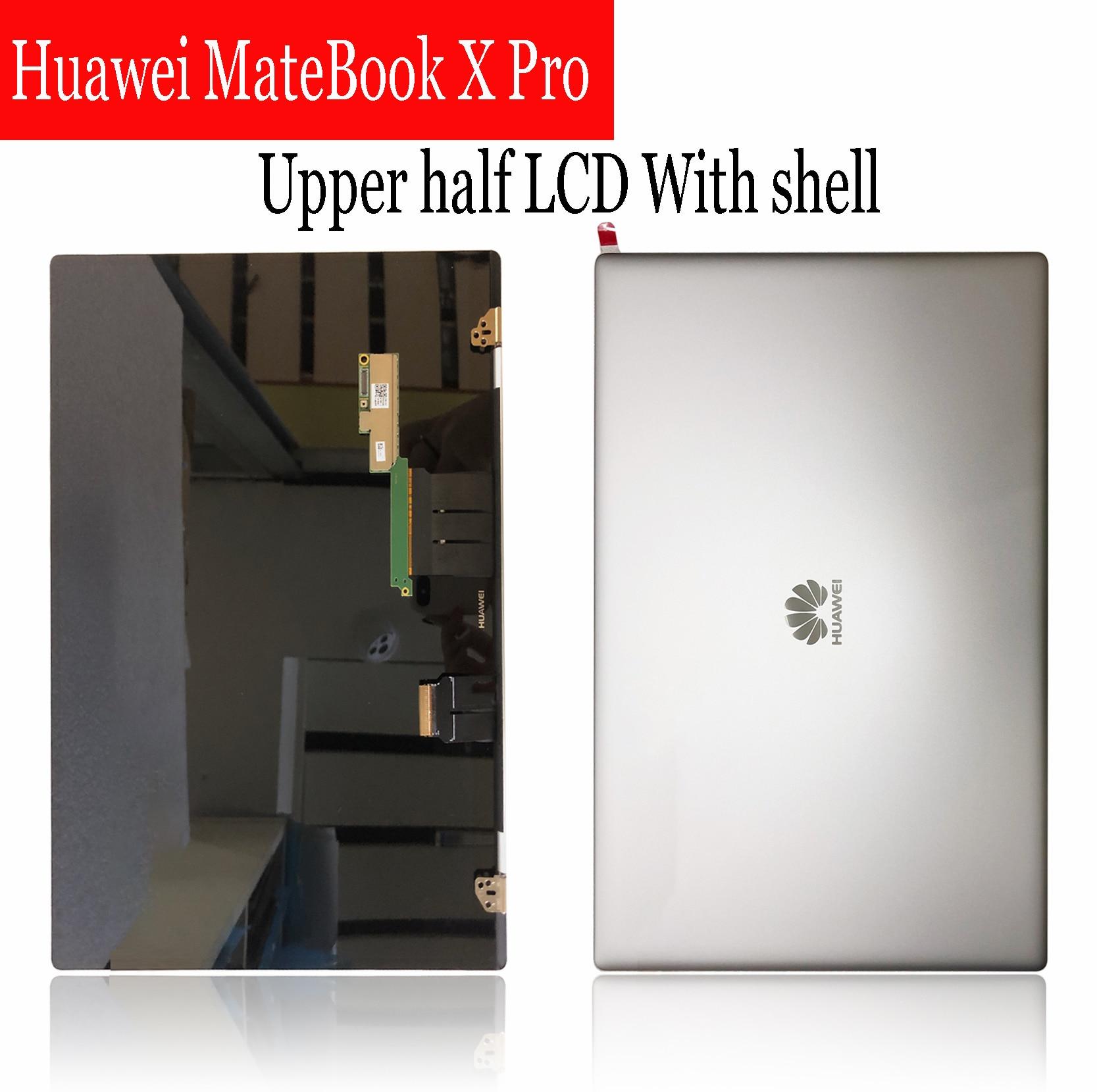 Brand New Original 13.9 Inch For Huawei Matebook X Pro MACH-W19 MACH-W29 Assembly Upper Half Touch Screen LCD Screen LPM139M422