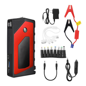 18000mAh Multifunction Portable 12V High Power Mini Car Emergency 800A Battery Booster Power Jump Starter image