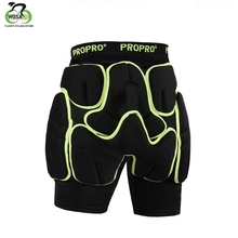 PROPRO Hip protector Ski Skate Snowboarding Protective Padded Shorts Pad Sports Safety Supporter Mat Protection