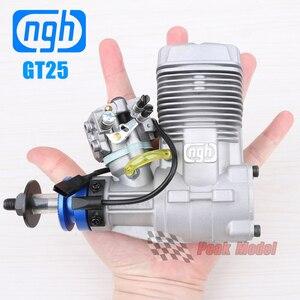 Image 1 - Ngh 2 temps moteurs Ngh Gt25 25cc 2 temps moteurs à essence moteurs à essence Rc avion Rc deux temps 25cc moteurs