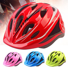 HOT new riding childrens helmet pulley rock climbing ultra light breathable bicycle adjustable size
