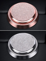 Car Perfume Decoration car Solid Fragrance Seat Personality Creative Metal Instrument Panel car Deodorant