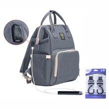 Sunveno العلامة التجارية حفاضة مقاومة للماء حقيبة كبيرة التمريض الأمومة الحفاض حقيبة حقيبة السفر للطفل المومياء حقيبة عربة أطفال رعاية الطفل
