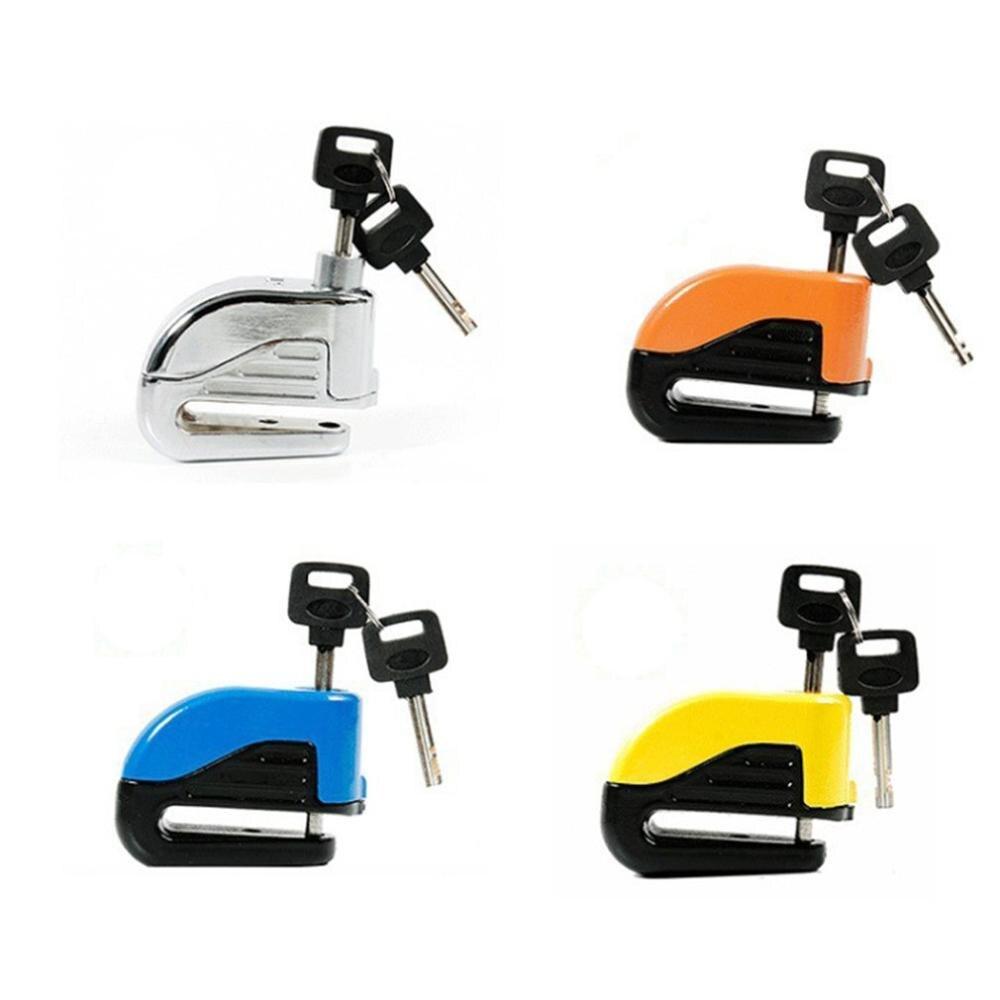 Bicycle Lock Mountain Lock Electric Car Lock Motorcycle Alarm Disc Brake Lock Anti-Theft Lock Disc Lock Bike Lock