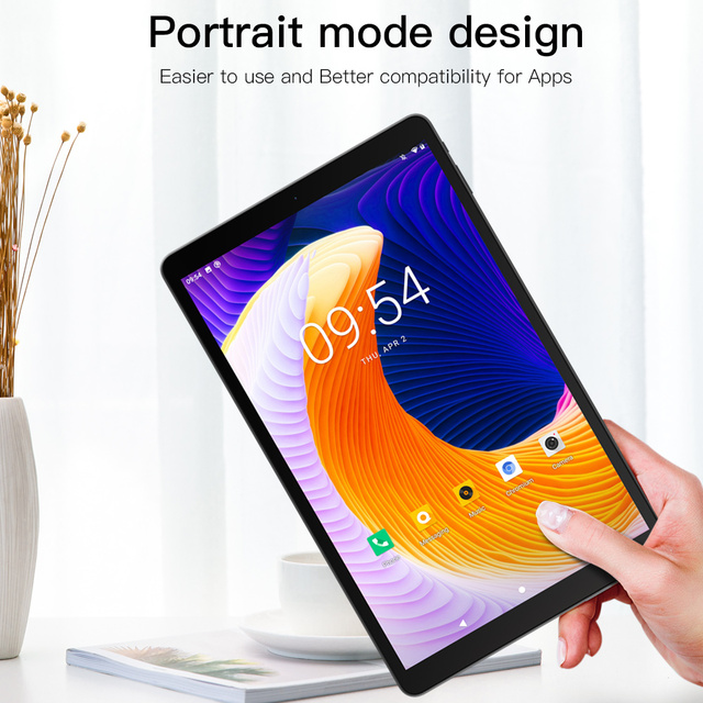 Tablet Alldocube Iplay 20 PRO - Tela de  10.1 polegadas - Sistema Operacional  Android 10 - 6GB de RAM - 128 Armazenamento Interno - Suporte 4G LTE  2