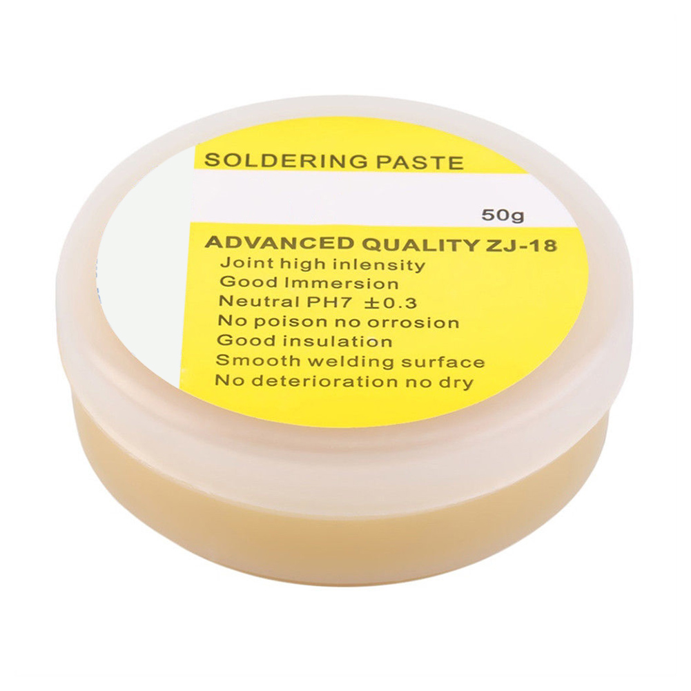 50g Soldering Flux Paste Solder Low-temperature Lead-free Welding Grease Cream For Phone Metal Kit AC889