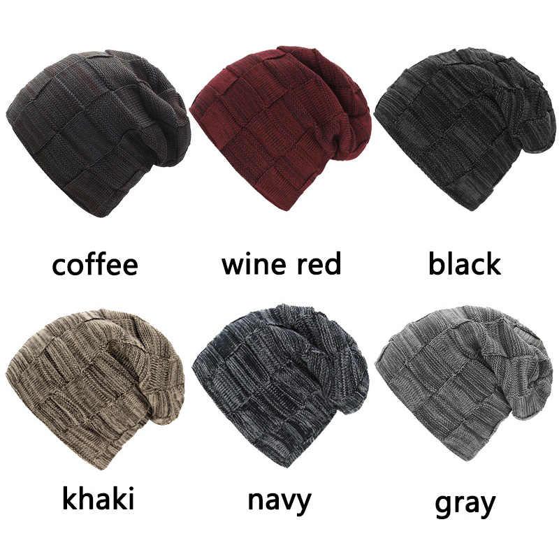 قبعة شتوية محاكة من xlamolo بخمس نجوم قبعة شتوية للرجال قبعة صغيرة دافئة من Gorros قبعات نسائية قبعات شتوية