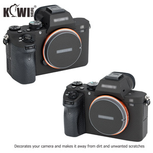 Image 2 - Anti ScratchProtectiveSkinFilm For Sony A7 II A7S II A7R II A7II A7SII A7RII A7M2 A7SM2 A7RM2 Camera Decoration Matrix Black