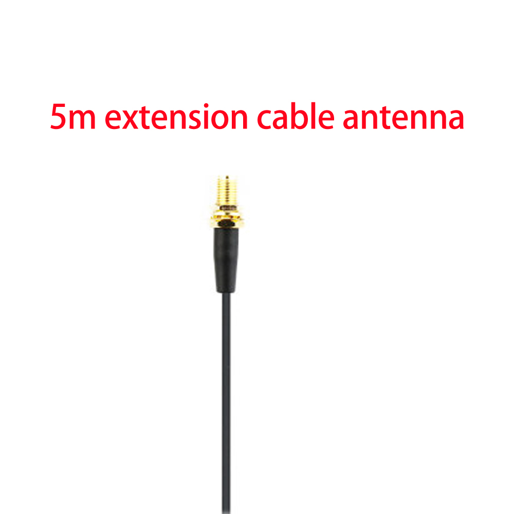 Baofeng Walkie Talkie Extension Cord SMA Male To Female Radio Coaxial Extend Cable Antenna For Baofeng UV-5R UV-82 UV-9R