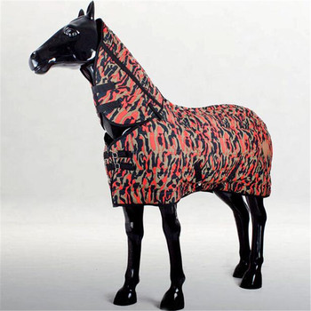 Cavassion Horse Saddlery - Equestrian Colorful Horse Winter Jumpsuit  2