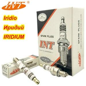 4 шт. Инт Иридиум восковая свеча зажигания HIX-CR7 для CR7HIX CR7HSA CR7HS CR7HVX A7RTC A6RTC A7TP IU22 IUF22 Z7G BUJIA SS50M CR90